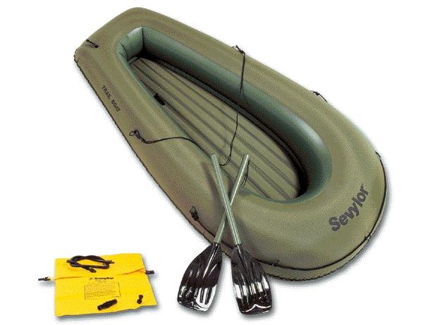 лодка нейлон